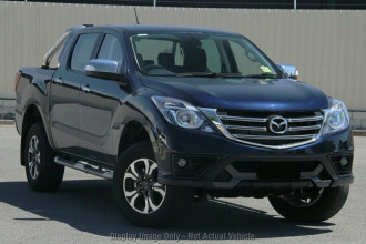 Mazda BT-50 4x4 3.2L Dual Cab Pickup XT UR