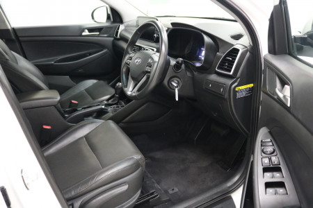 2019 MY20 Hyundai Tucson TL4 MY20 ACTIVE X Suv Image 4