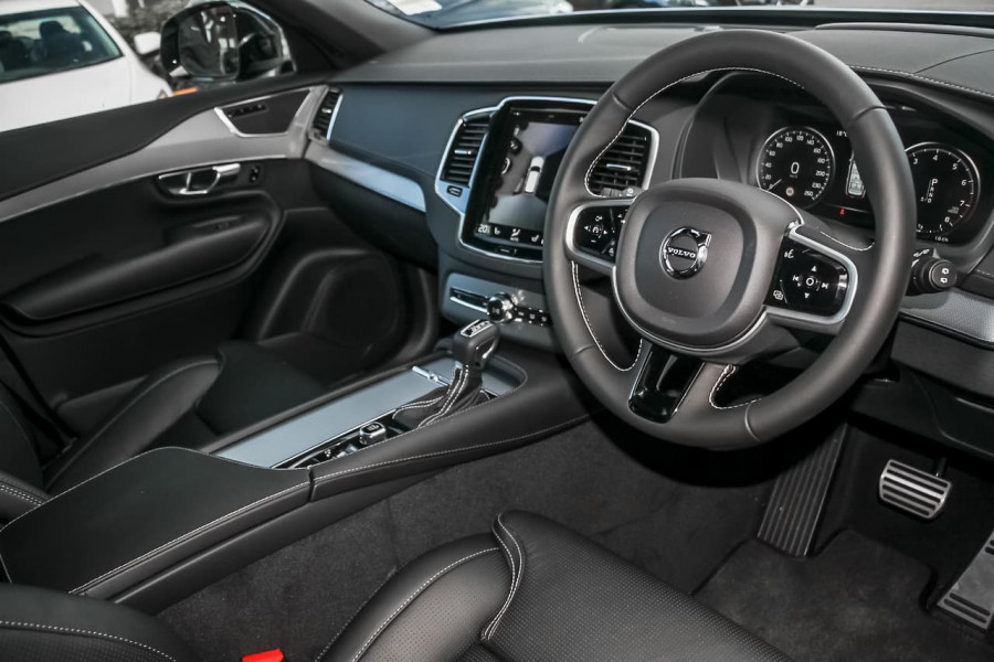2021 Volvo XC90 L Series T6 R-Design Suv Image 6