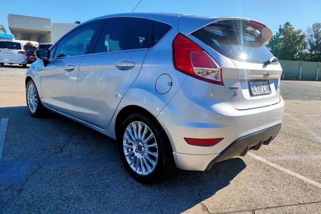 2015 Ford Fiesta Sport