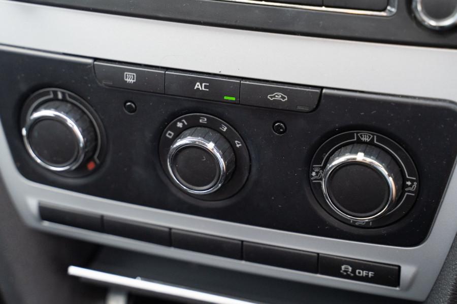 2011 Skoda Octavia 1Z  90TSI Hatch
