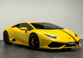 Lamborghini Huracan LP610-4 D-CT AWD 724 MY15