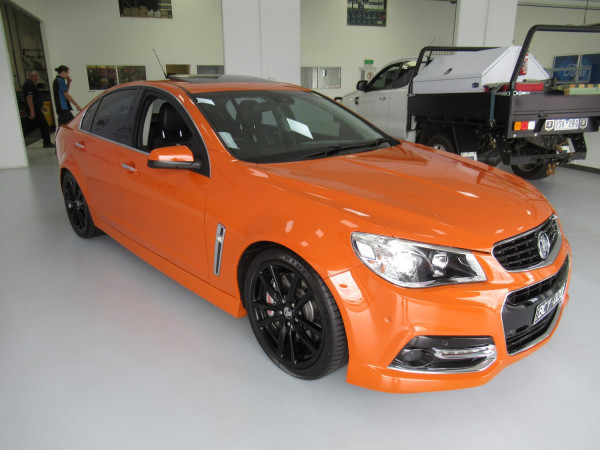 2013 MY14 Holden Commodore VF MY14 SS V Sedan Image 4