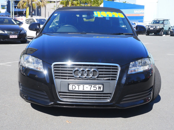 2008 Audi A3 8P Attraction Convertible