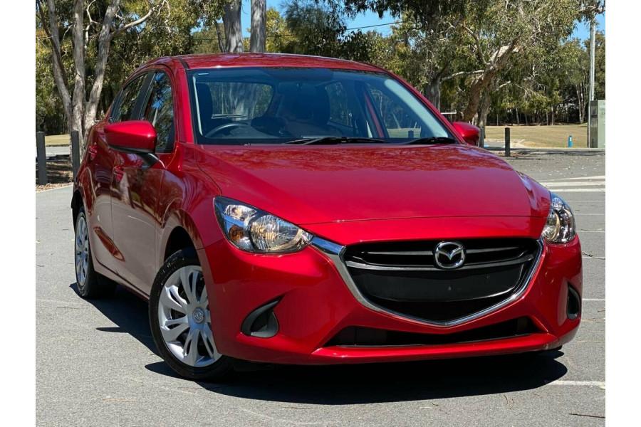 2015 Mazda 2 DJ2HAA Neo SKYACTIV-Drive Hatchback