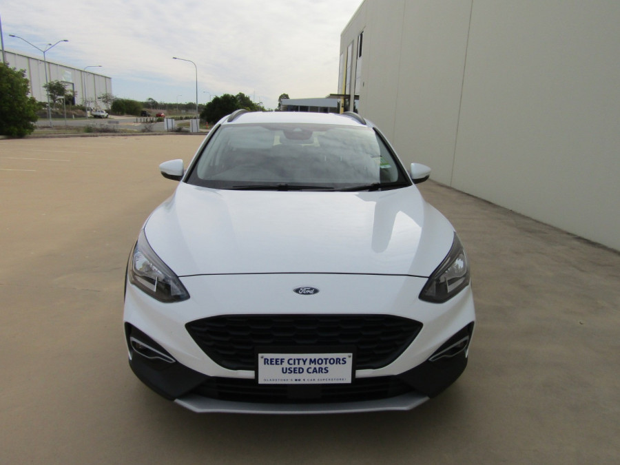 2019 MY20.25 Ford Focus SA 2020.25MY ACTIVE Hatchback Image 3