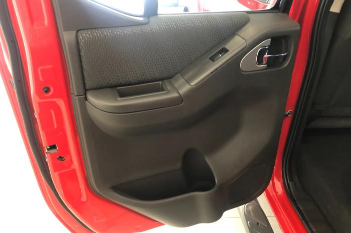 2012 Nissan Navara D40 S6 MY12 ST Utility Image 7
