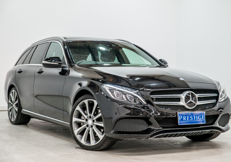2015 Mercedes-Benz C250 Mercedes-Benz C250 Bluetec Auto Bluetec Wagon