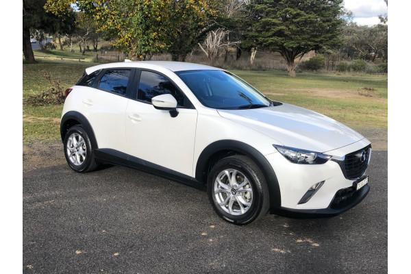 2018 Mazda CX-3 DK2W76 Maxx Suv Image 2