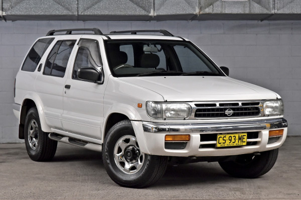 Nissan Pathfinder Ti WX