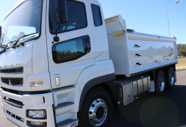 2020 Fuso HEAVY TIPPER INSTANT ASSET WRITE OFF FP54 AUTO Tipper