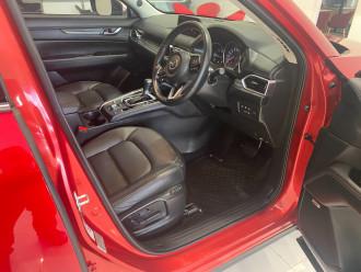 2018 Mazda CX-5 KF4W2A Tw.Turbo Akera Suv