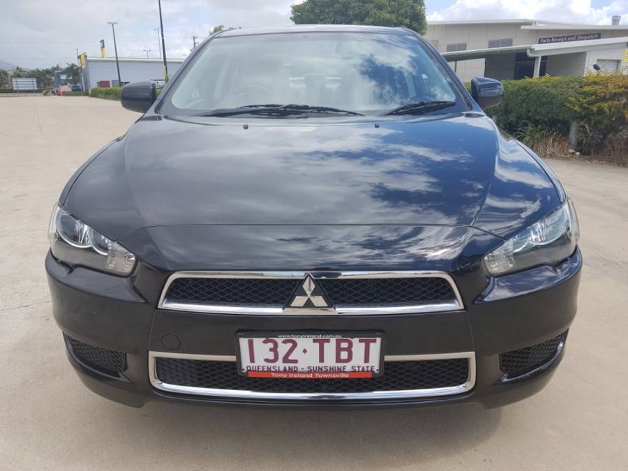 2012 MY13 Mitsubishi Lancer CJ  LX Sedan