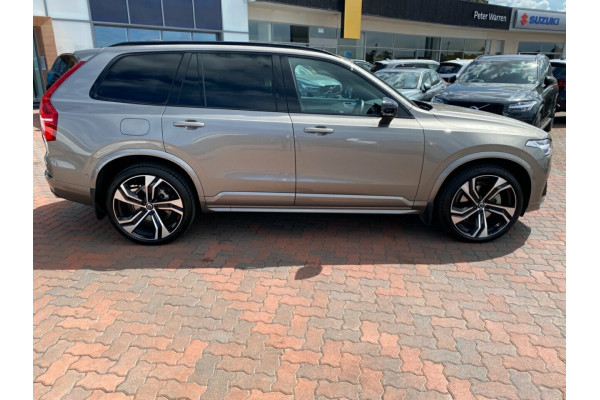 2020 Volvo XC90 L Series MY20 T6 Geartronic AWD R-Design Suv Image 3