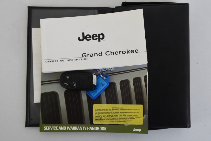 2014 Jeep Grand Cherokee WK MY2014 Limited Suv Image 11