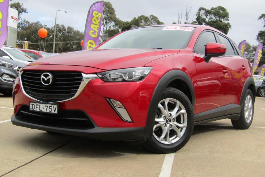 2016 Mazda CX-3 DK2W7A Maxx Suv Image 1