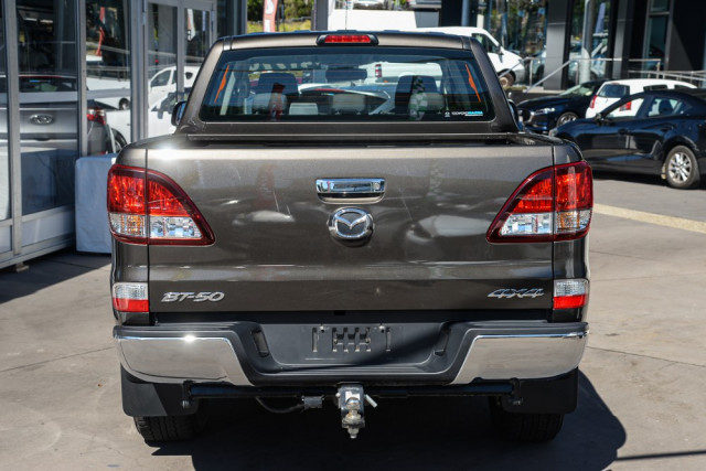 2018 Mazda BT-50 UR0YG1 XTR Utility Image 4