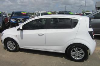 2014 Holden Barina TM MY14 CD Hatchback
