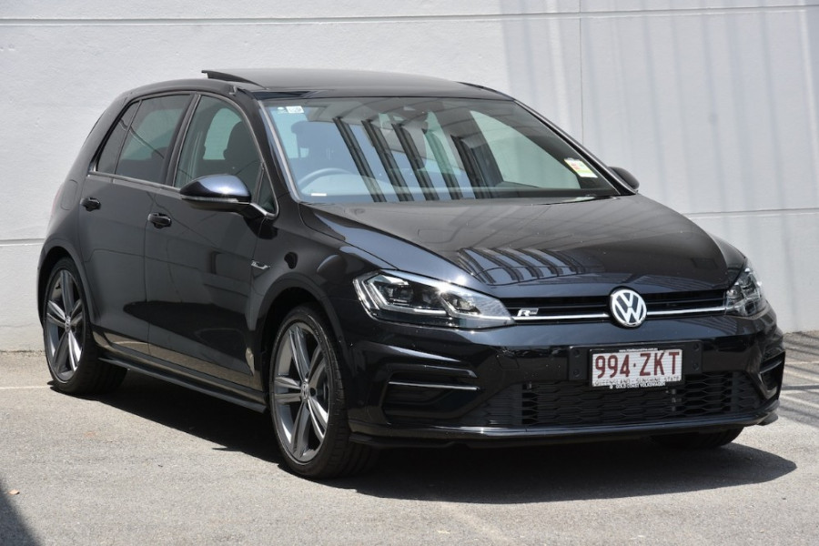 2019 MY20 Volkswagen Golf 7.5 110TSI Highline Hatchback