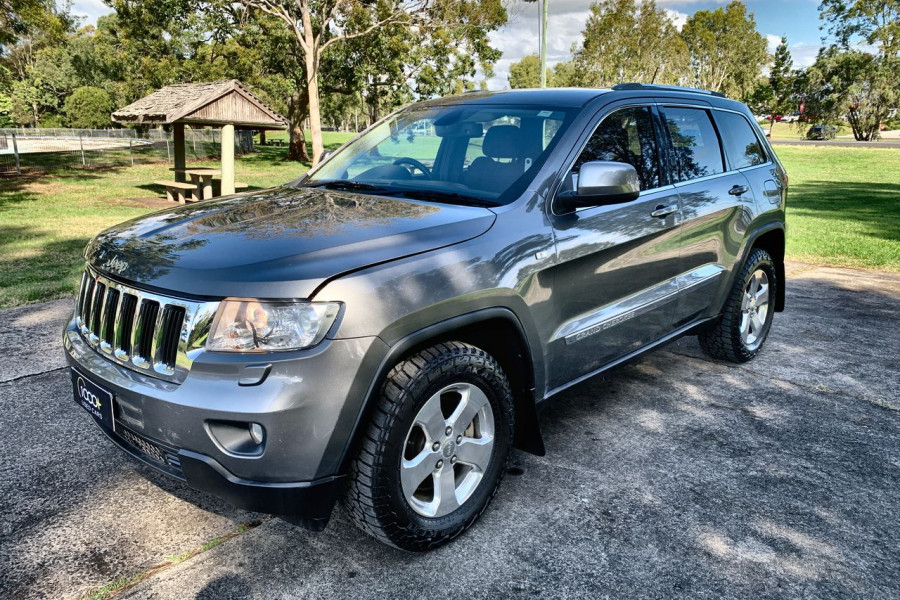 2012 Jeep Grand Cherokee WK MY2012 Laredo Suv