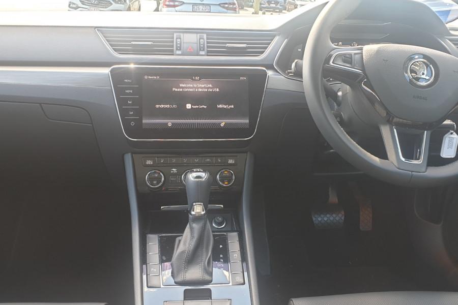 2018 MY19 Skoda Superb NP 162TSI Sedan Sedan Image 7