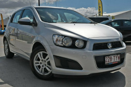 Holden Barina CD TM MY14