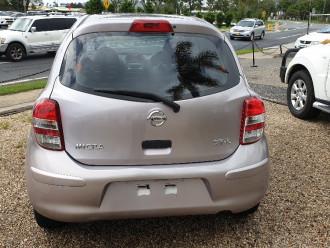 2011 Nissan Micra K13 ST-L Hatchback