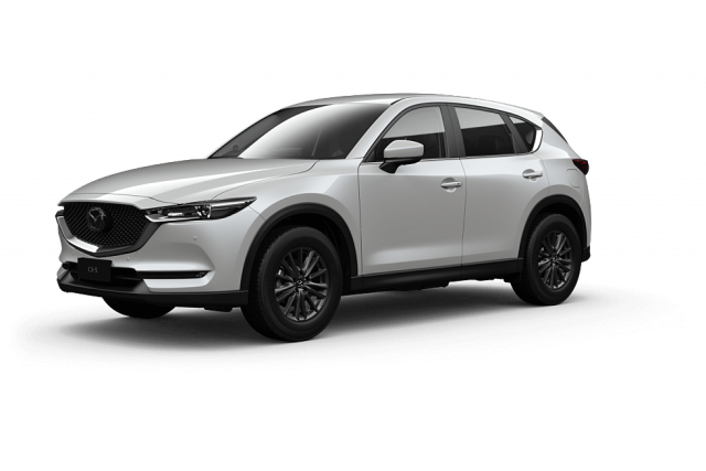 2021 Mazda CX-5 KF Series Touring Other