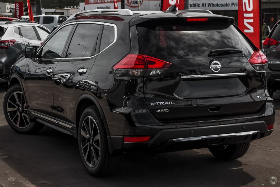 2021 Nissan X-Trail T32 Ti Suv