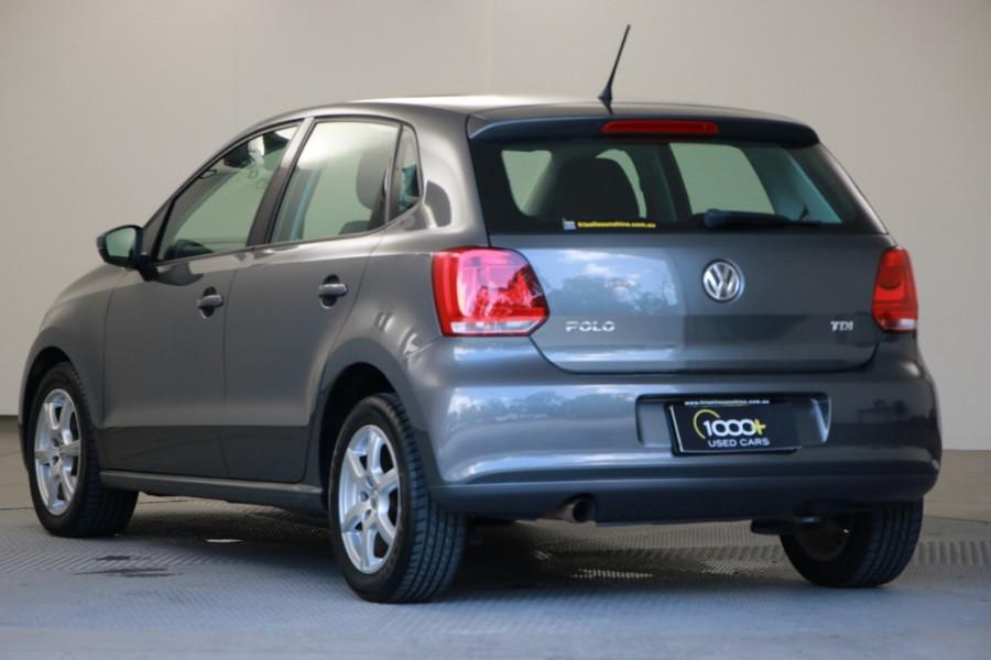 2011 Volkswagen Polo 6R MY11 66TDI Hatchback