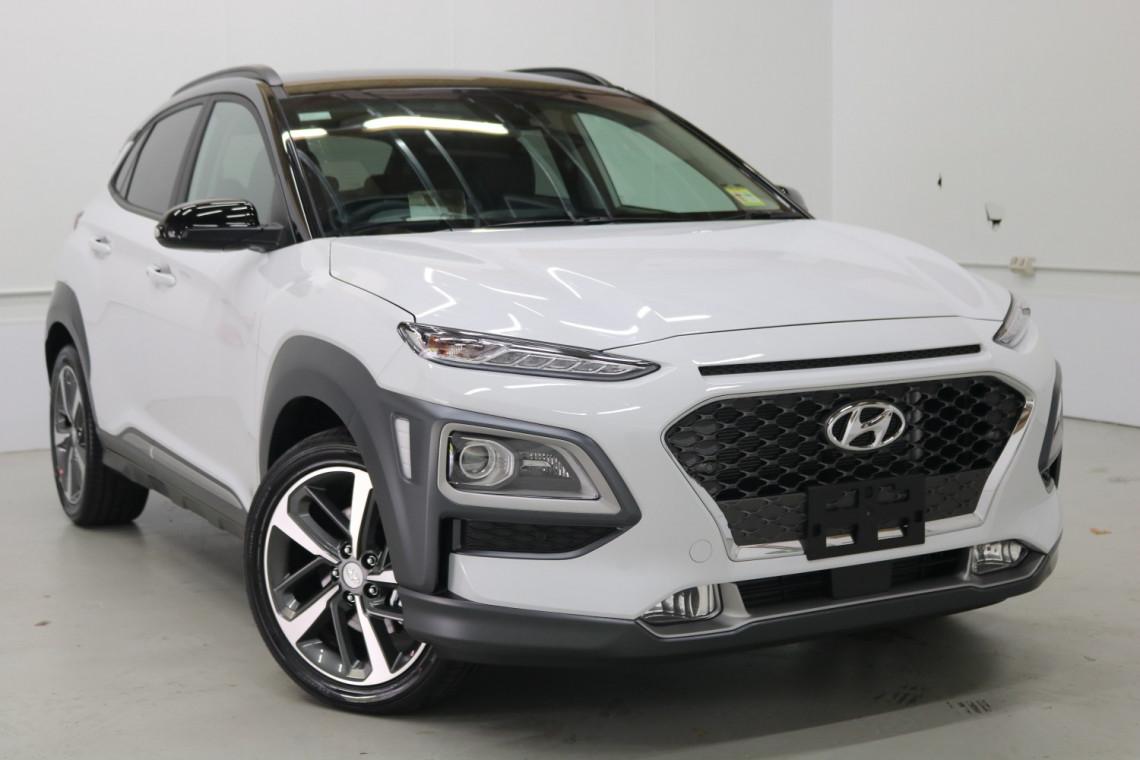 2020 Hyundai Kona OS.3 Highlander Suv Image 1
