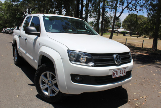 2015 MY16 Volkswagen Amarok Utility Image 2