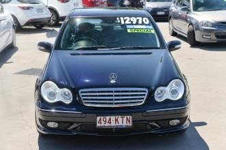 2006 Mercedes-Benz C200 Kompressor W203  C200 Kompr Classic Sedan Image 3
