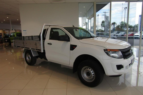 2014 Ford Ranger PX XL Utility Image 3