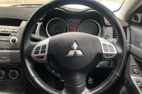 2009 MY10 Mitsubishi Lancer CJ MY10 VR-X Sedan