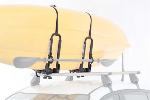 Folding J Style Kayak Carrier - Rhino-Rack