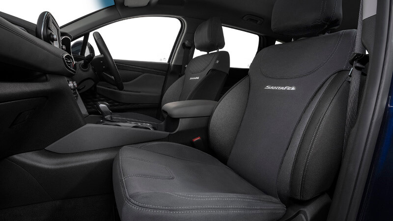 Neoprene front seat covers (set of 2)
