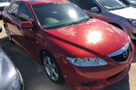 Mazda 6 Luxury Sports GG 05 Upgrade