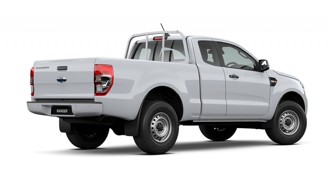 2020 MY21.25 Ford Ranger PX MkIII XL Super Cab Cab chassis Image 4