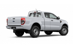 2021 MY21.25 Ford Ranger PX MkIII XL Super Cab Chassis Cab chassis Image 4