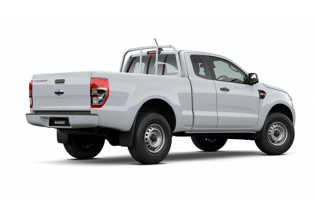 2020 MY21.25 Ford Ranger PX MkIII XL Super Cab Utility Image 4