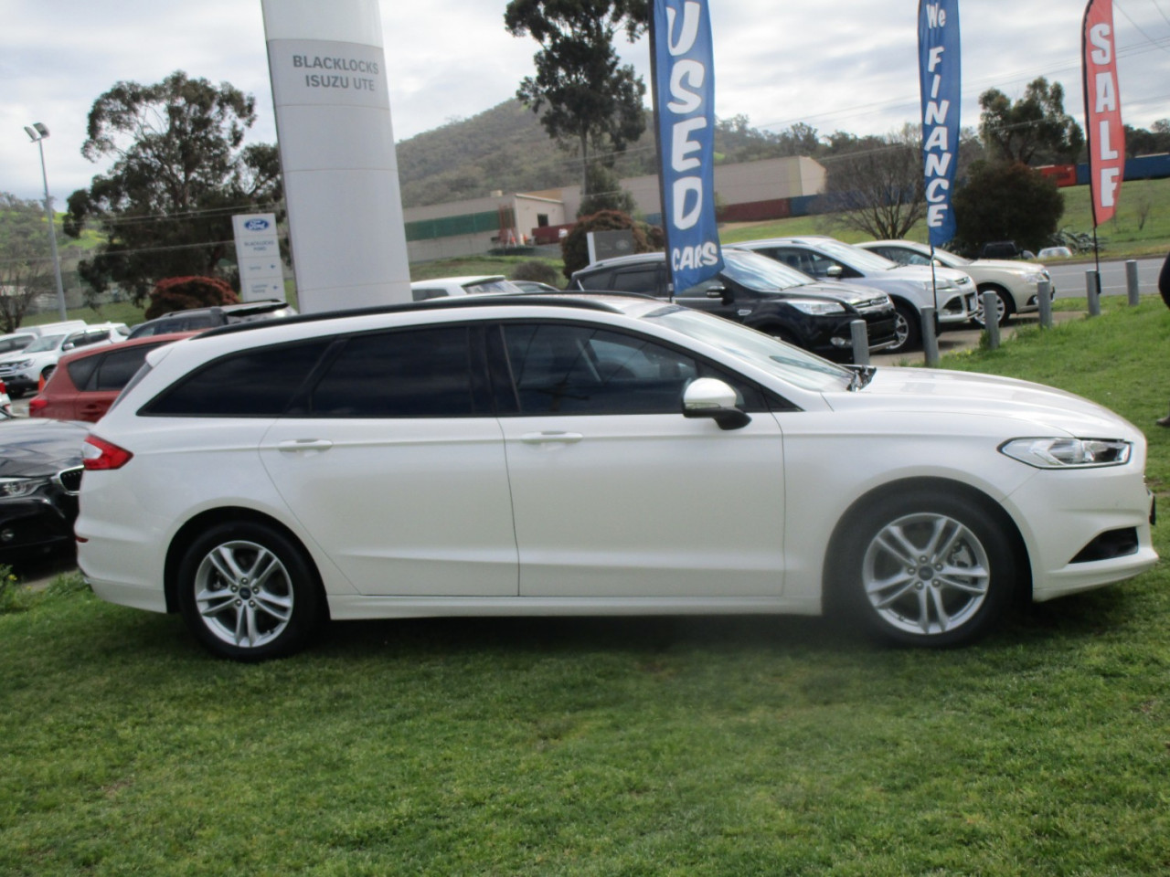 2017 Ford Mondeo MD 2017.00MY AMBIENTE Wagon Image 7