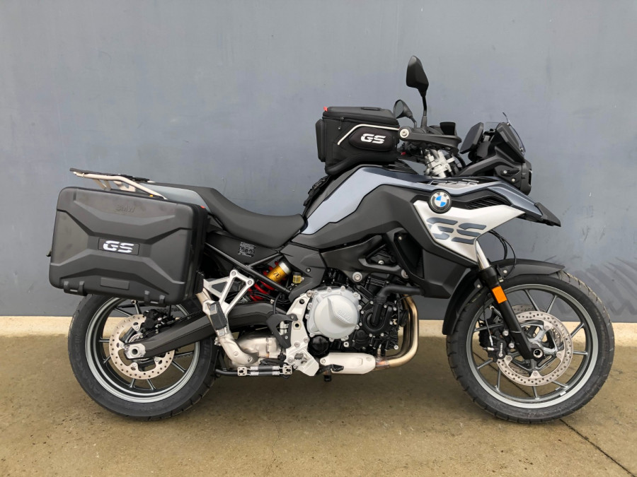 2020 BMW F750GS Tour Motorcycle Image 1