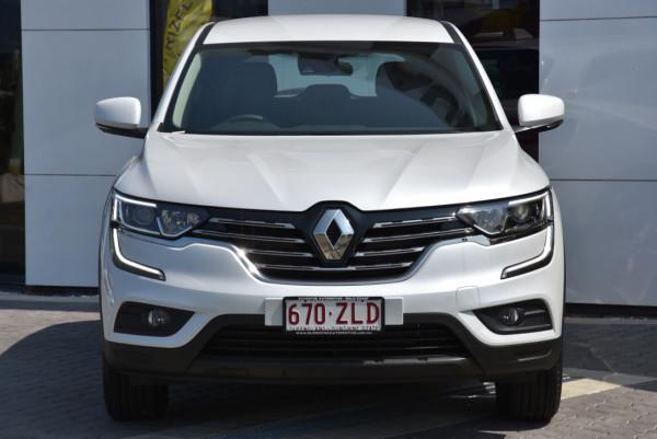 2018 MY18.5 Renault Koleos HZG Life Suv