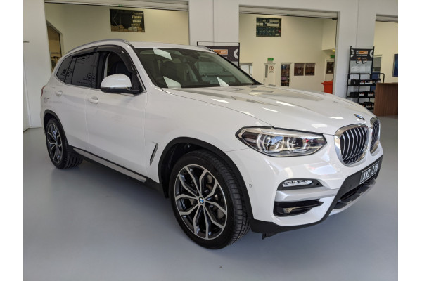 2018 BMW X3 G01 XDRIVE30D Suv Image 4