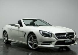 Mercedes-Benz SL500 BlueEFFICIENCY 7G-Tronic + R231