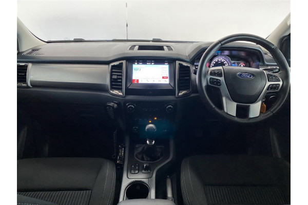 2018 Ford Ranger PX MKII 2018.00MY XLT Utility Image 5
