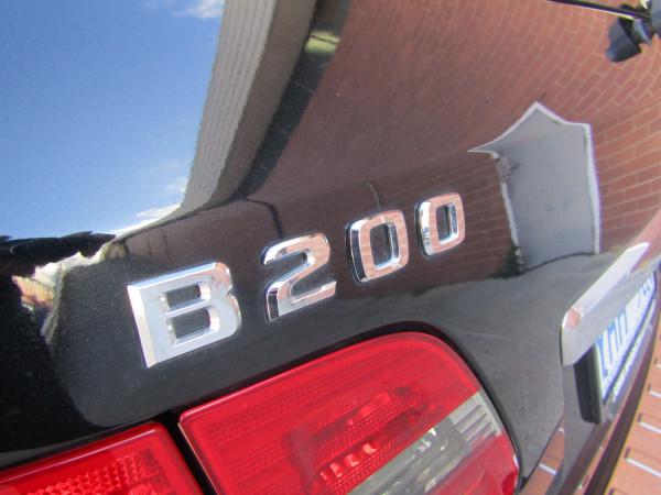 2010 MY11 Mercedes-Benz B-class W245  B200 Turbo Hatch