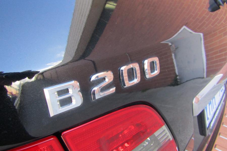 2010 MY11 Mercedes-Benz B-class W245  B200 Turbo Hatch Image 14