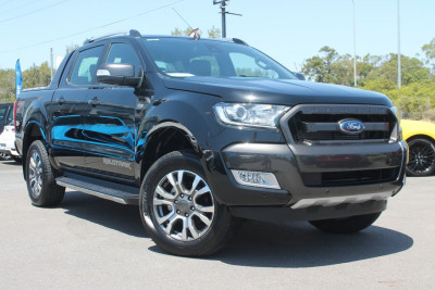 6920bb34aa 2018 Ford Ranger 3.2 double cab 4x4 Wildtrak auto 2018 Ford Ranger PX MkII  Wildtrak Utility ...